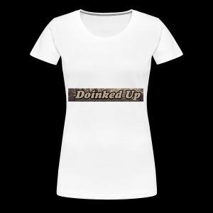 Doinked Up OG - Women's Premium T-Shirt