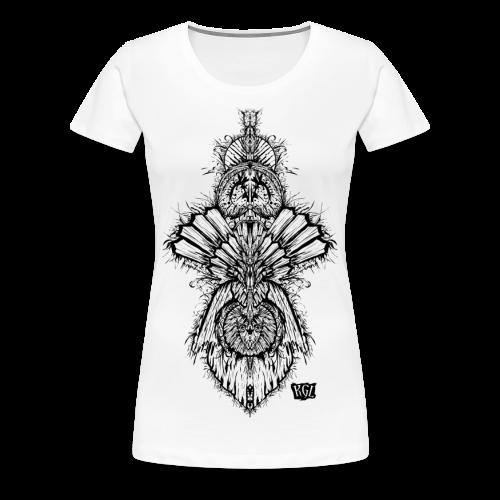 Death Wish - Women's Premium T-Shirt