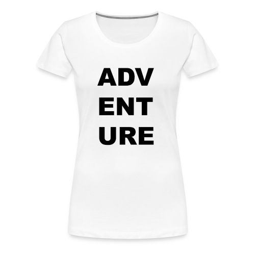 Adventure - Women's Premium T-Shirt
