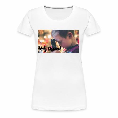 Holy apparel - Women's Premium T-Shirt