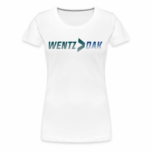 WENTZ > DAK - Women's Premium T-Shirt