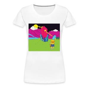 Overhang EP Merchandise - Women's Premium T-Shirt
