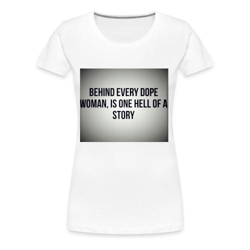 Dope Woman - Women's Premium T-Shirt