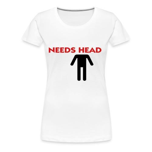 Head - Women's Premium T-Shirt