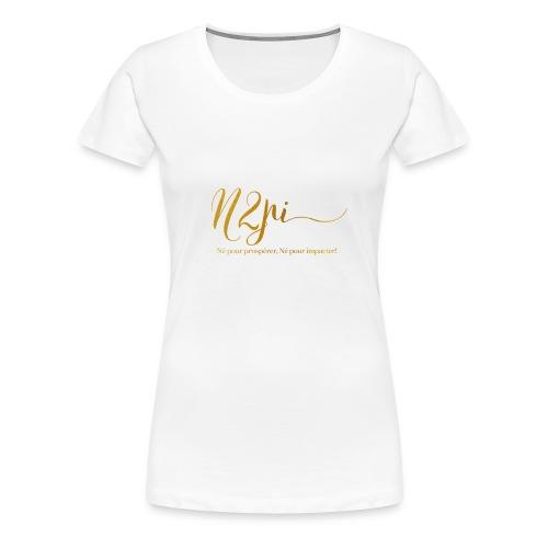 NPI - Women's Premium T-Shirt