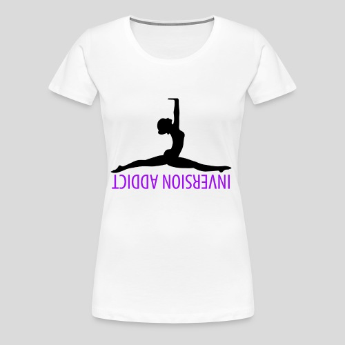 InversionAddict - Women's Premium T-Shirt