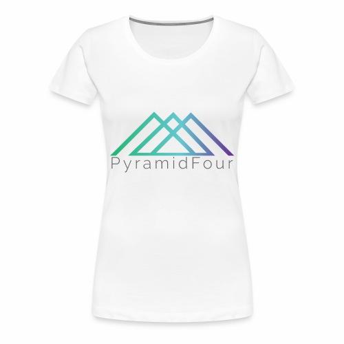 PyramidFour - Women's Premium T-Shirt