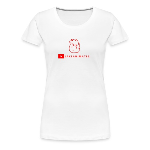 JakeAnimates - Women's Premium T-Shirt
