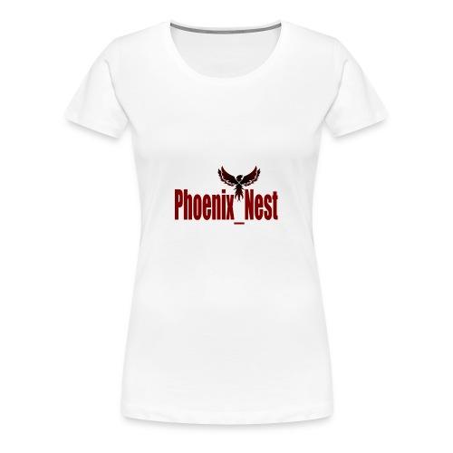 Phoenix Nest - Women's Premium T-Shirt
