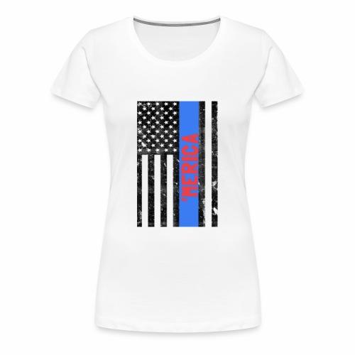 'MERICA - Women's Premium T-Shirt