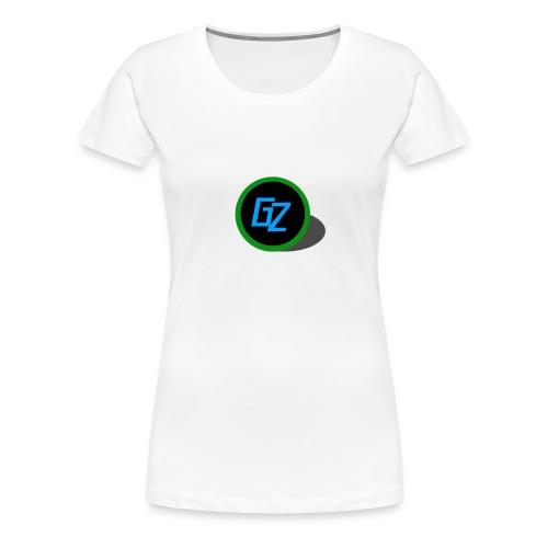 GZ Logo - Women's Premium T-Shirt
