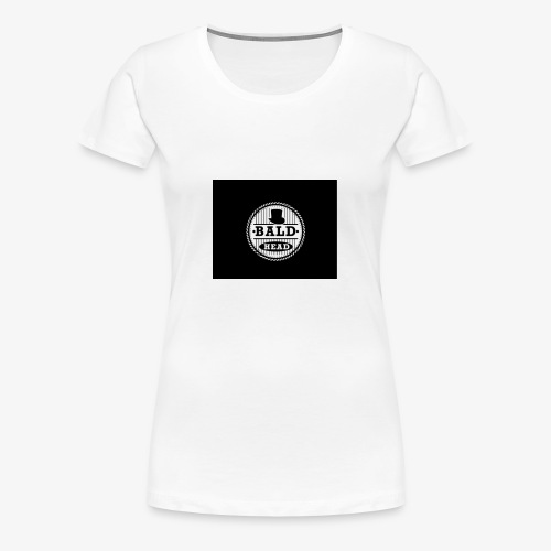Bald Head - Women's Premium T-Shirt