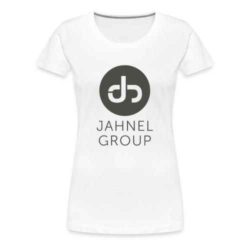 JG logo Stacked - Women's Premium T-Shirt