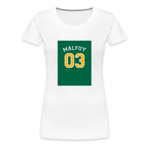 Malfoy 03 - Women's Premium T-Shirt
