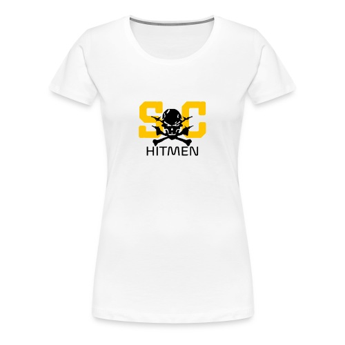 Steel CIty Hitmen - Women's Premium T-Shirt