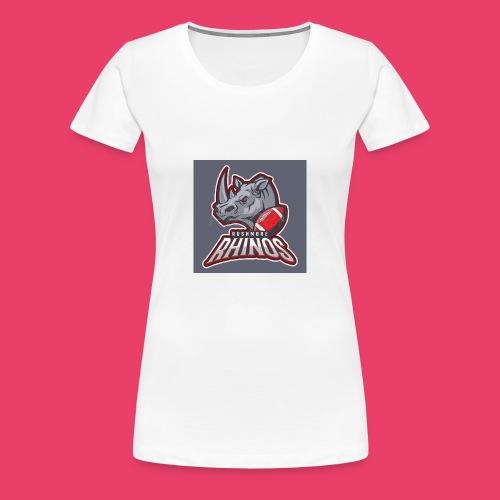 Long horn - Women's Premium T-Shirt