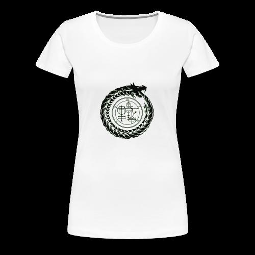 DOBX Logo Simple - Women's Premium T-Shirt