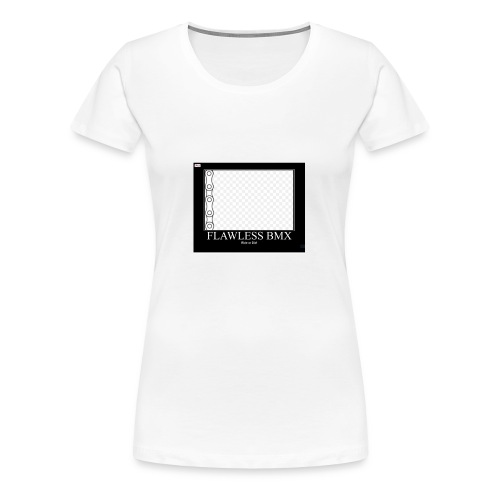 flawless bmx 3 - Women's Premium T-Shirt