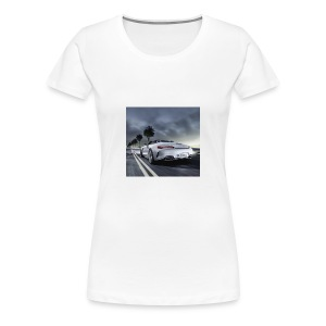 AMG LIFE - Women's Premium T-Shirt