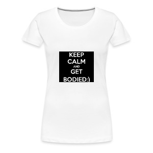 Bodied By Bella - Women's Premium T-Shirt