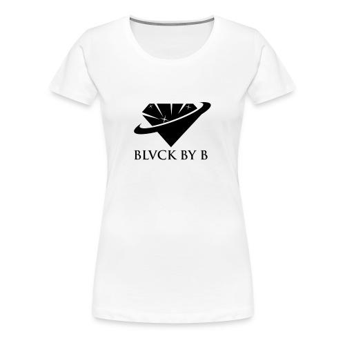 BLVCK BY B - Women's Premium T-Shirt
