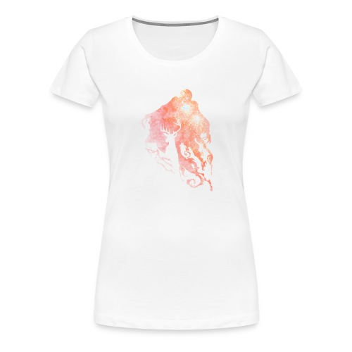 Expecto Patronum Harry Potter - Women's Premium T-Shirt