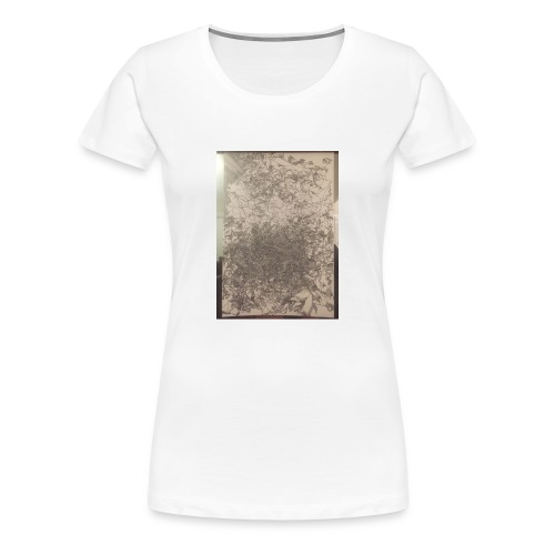 Projections - Women's Premium T-Shirt
