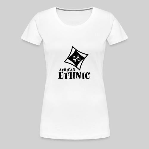 African ethnic - Women's Premium T-Shirt