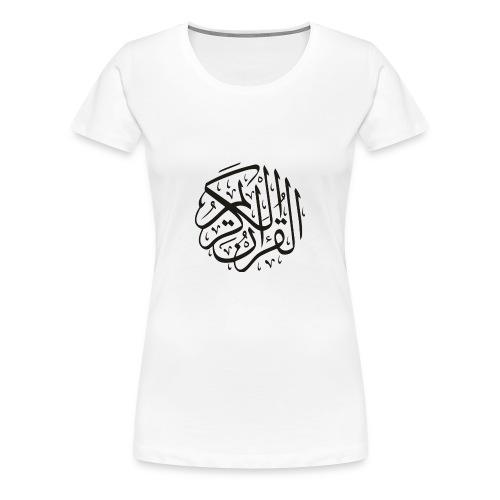 Quran - Women's Premium T-Shirt