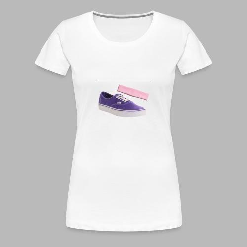 purple vans headbands - Women's Premium T-Shirt