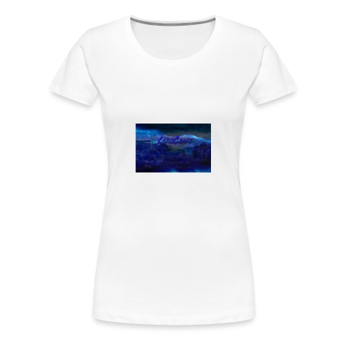 LapisCraft Large Logo - Women's Premium T-Shirt