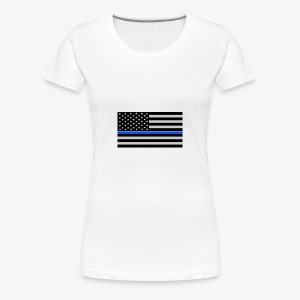 blue lives matter - Women's Premium T-Shirt