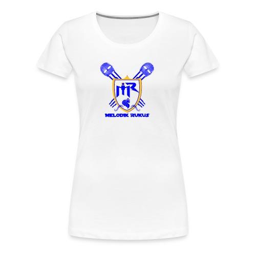 MelodikRukusRegalColor - Women's Premium T-Shirt