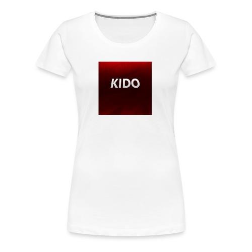 KidoShirts - Women's Premium T-Shirt