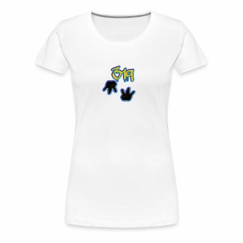 319 Gangg - Women's Premium T-Shirt