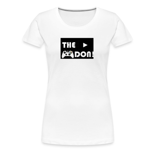 The Don's Official Shirt - Women's Premium T-Shirt