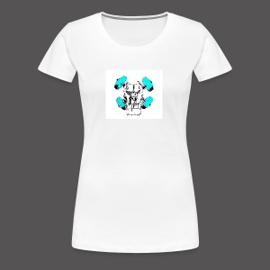 TEAM PIT ICE LOGO - Women's Premium T-Shirt