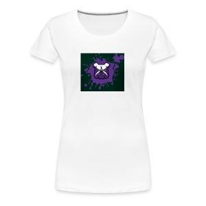 SKULLY Dawgs - Women's Premium T-Shirt