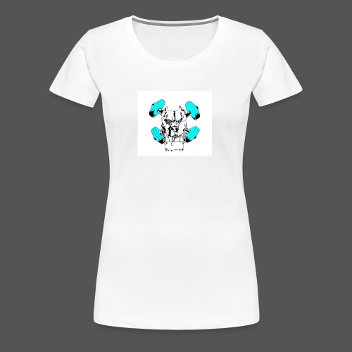 TEAM PIT ICE LOGO - Women's Premium T-Shirt