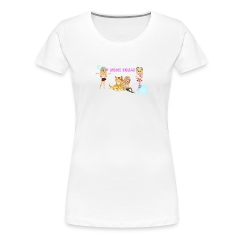 Megie Merch - Women's Premium T-Shirt