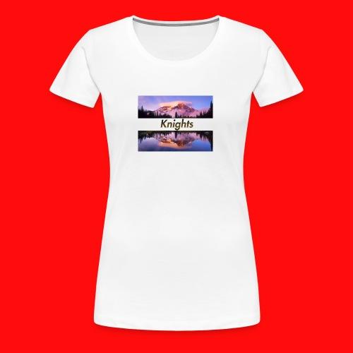 yuhhh - Women's Premium T-Shirt
