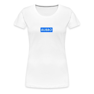 Bubbo Supreme - Women's Premium T-Shirt