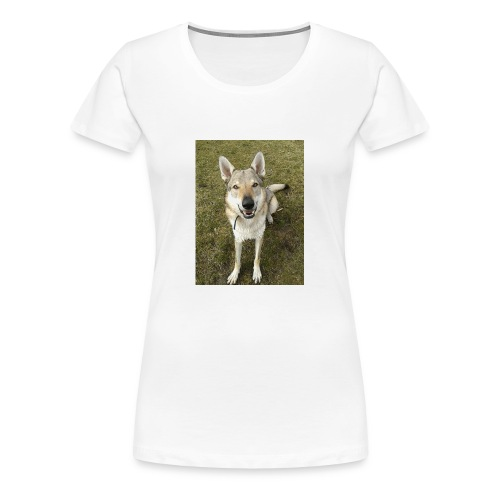 Test-Spike-JPG - Women's Premium T-Shirt