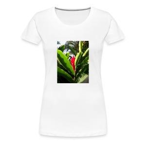 jamaica love - Women's Premium T-Shirt