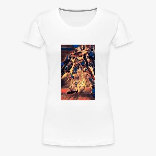 unicorn gundam - Women's Premium T-Shirt