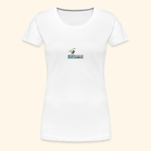 all hockey - Women's Premium T-Shirt
