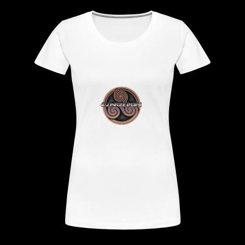 darklogo - Women's Premium T-Shirt