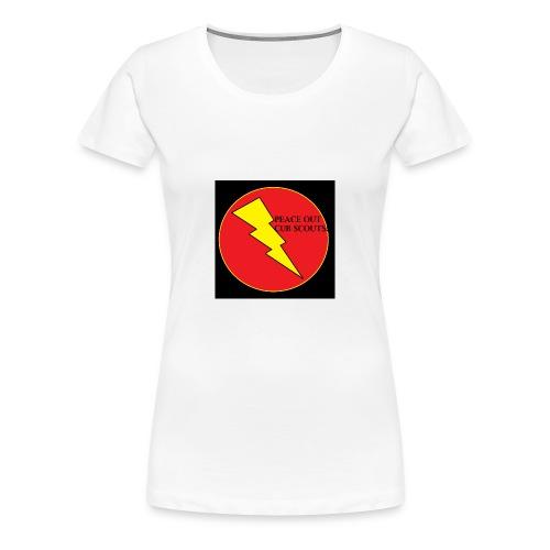 Ending Phrase - Women's Premium T-Shirt