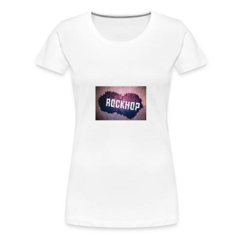 RockHop Logo - Women's Premium T-Shirt