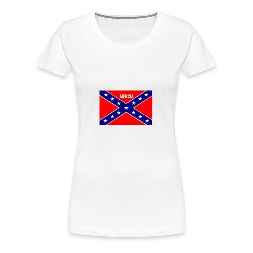 mercia - Women's Premium T-Shirt